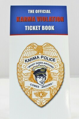 The Official Karma Ticket Book