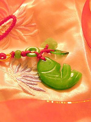 Jade Charm: Prosperity