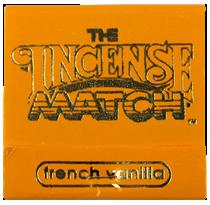 French Vanilla Incense Matches