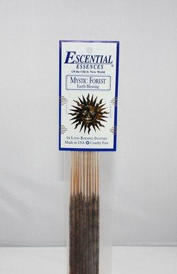 Mystic Forest Incense Sticks (Earth-Blessing)