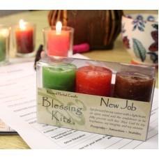 New Job Blessing Votive Kit