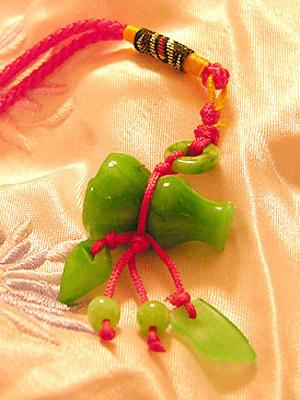 Jade Charm: Good Health