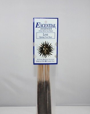 Love Incense Sticks (Opening Your Heart)