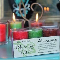 Abundance Blessing Votive Kit