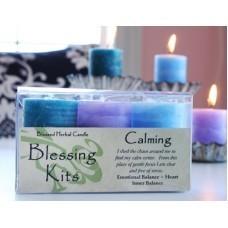 Calming Blessing Votive Kit