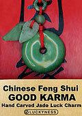Jade Charm: Good Karma