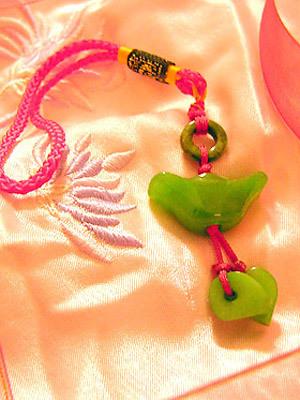 Jade Charm: Great Wealth