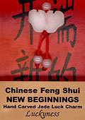 Jade Charm: New Beginnings