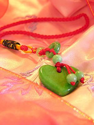 Jade Charm: Love