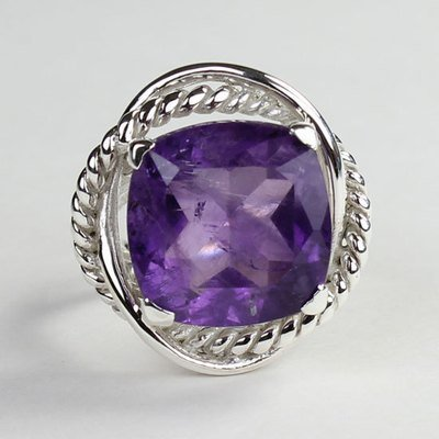 Amethyst Classic Ring Collection