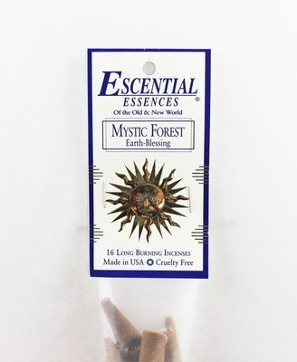 Mystic Forest Cones (Earth-Blessing)