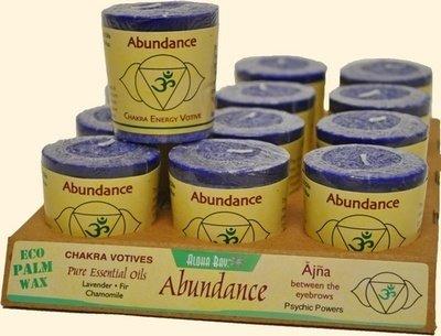 Abundance Votive Candle
