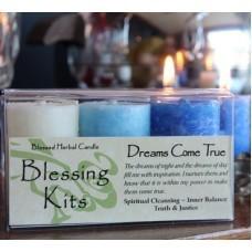 Dreams Come True Blessing Votive Kit
