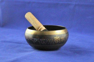 Om Tibetan Singing Bowl (Small)