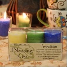 Transition Blessing Votive Kit