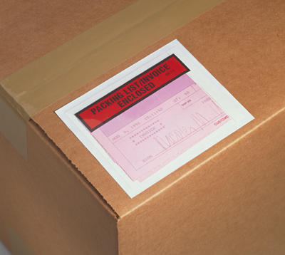 3M Top Printed Packing List Envelopes
