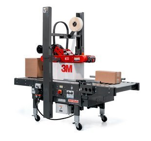"""3M-Matic™ Random Case Sealer 7000r3 Pro With 3"""" AccuGlide™ 3 Taping Head"""