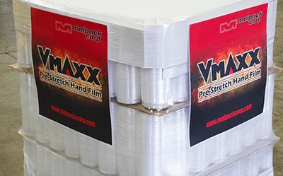 V-Maxx Pre-Stretch Hand Film