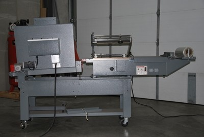 Seal-A-Tron L-bar Sealer & Tunnel (Re-Conditioned)
