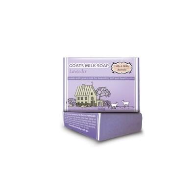 24 X Goat Milk Soap Lavender