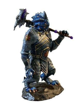 Koto, The Dragonborn Paladin
