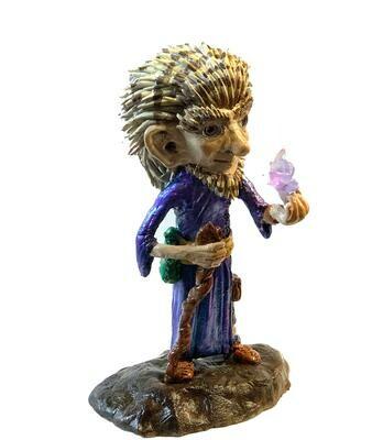 Skeezer, The Gnome