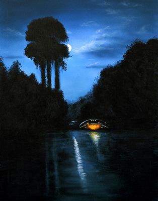Swamp Apparition