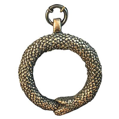 Ouroboros Pendant