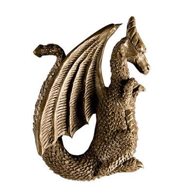 Dragon Brooch