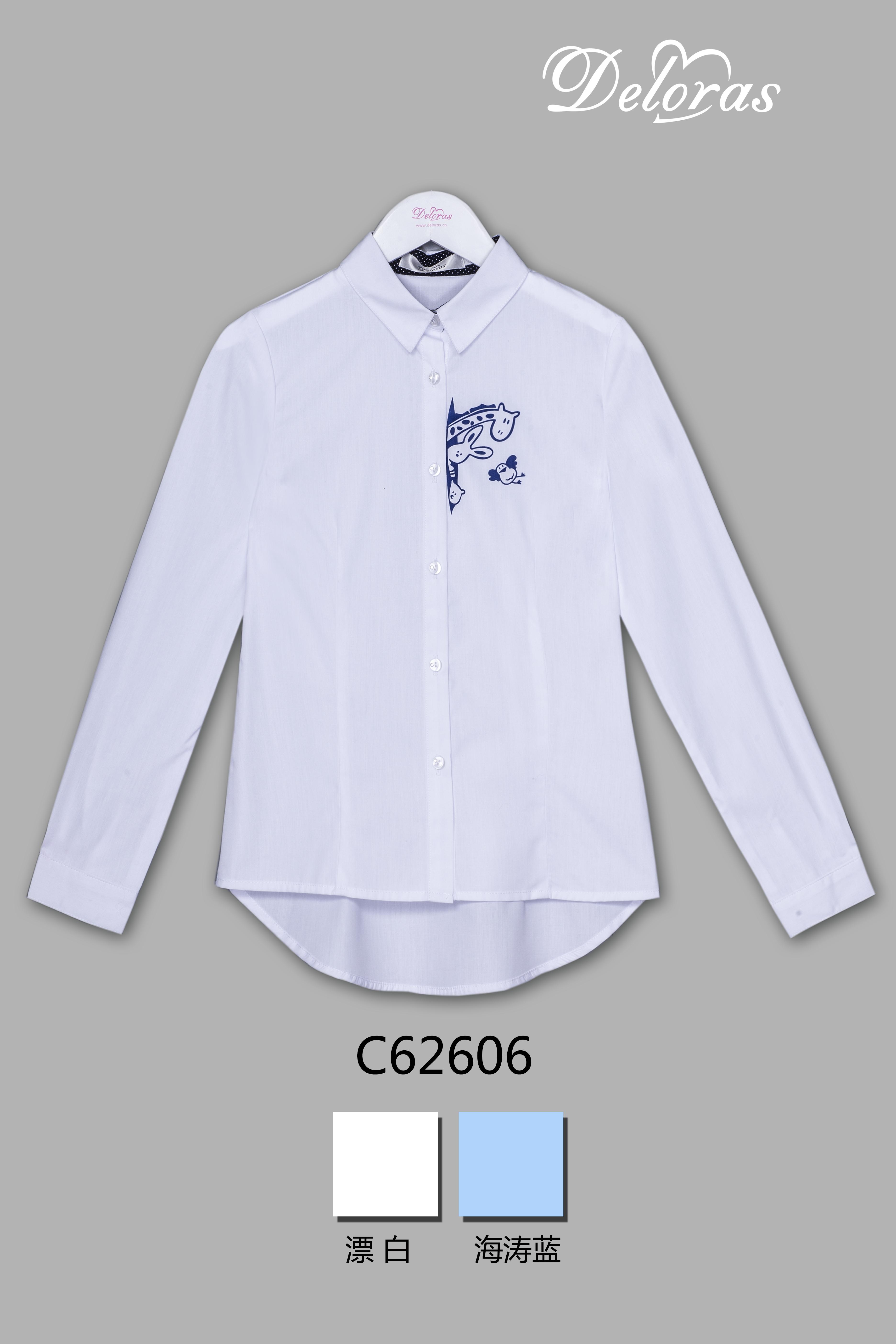 Блузка для девочки BHDL62606