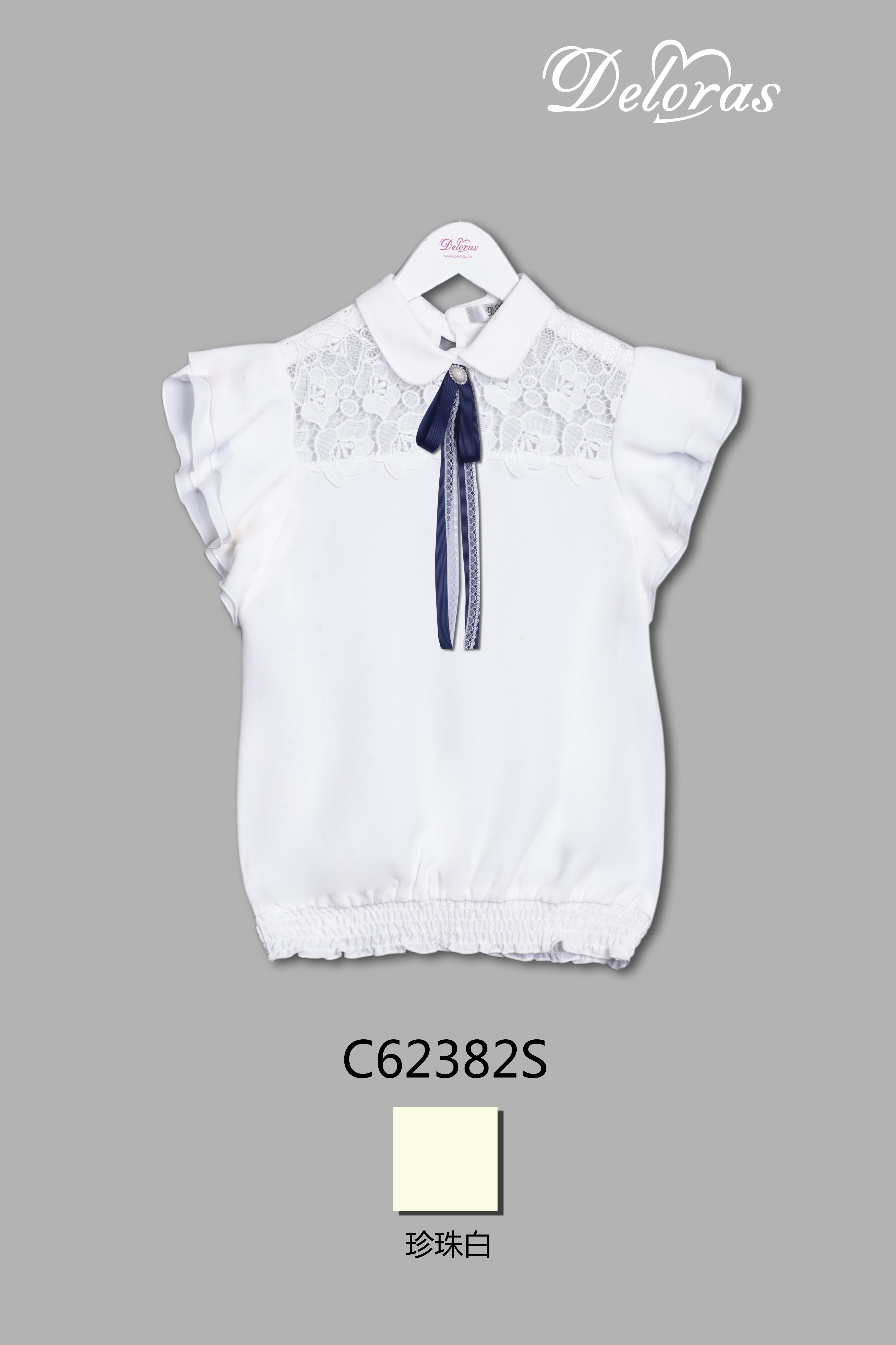 Блузка для девочки YGDL62382S