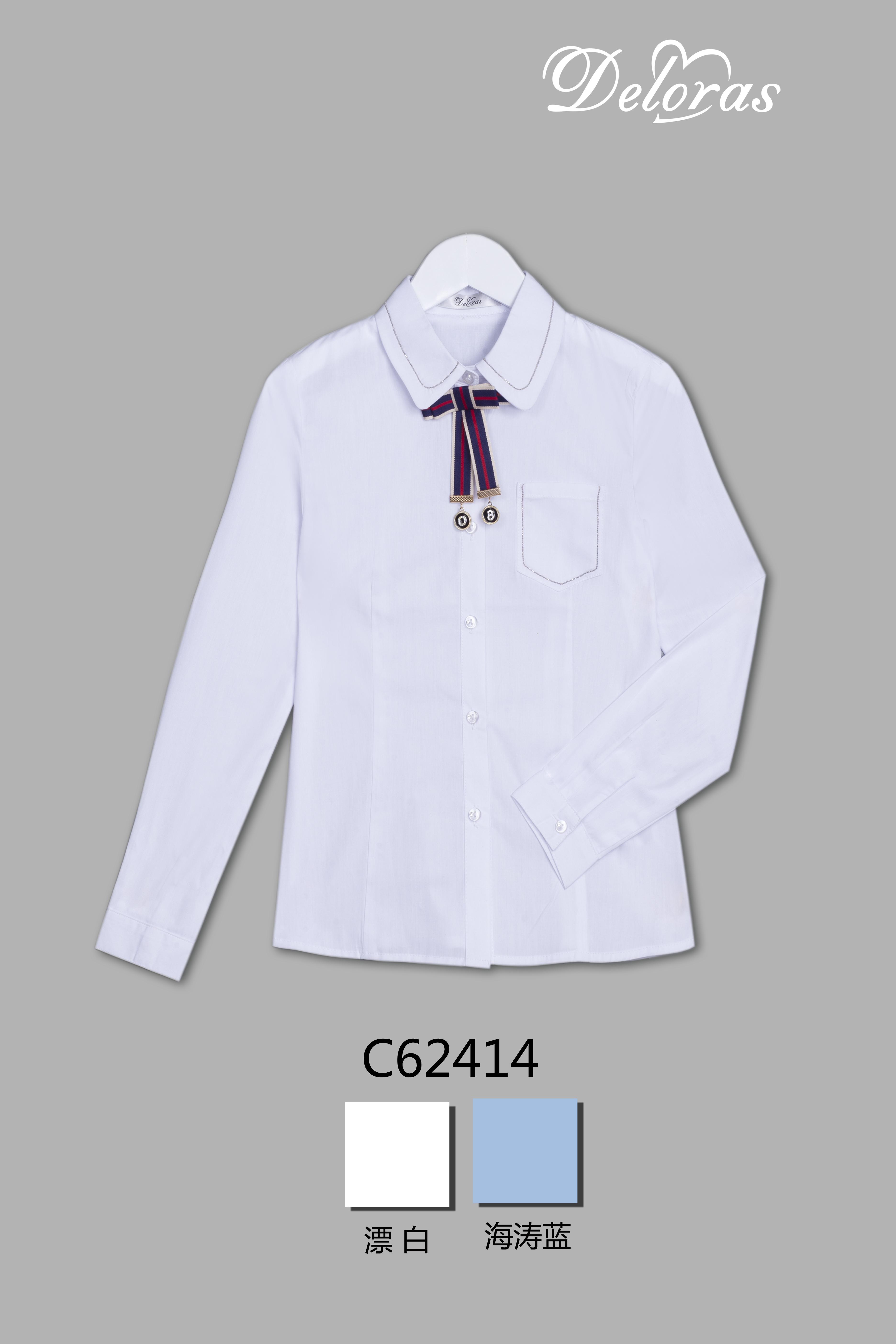 Блузка для девочки BHDL62414