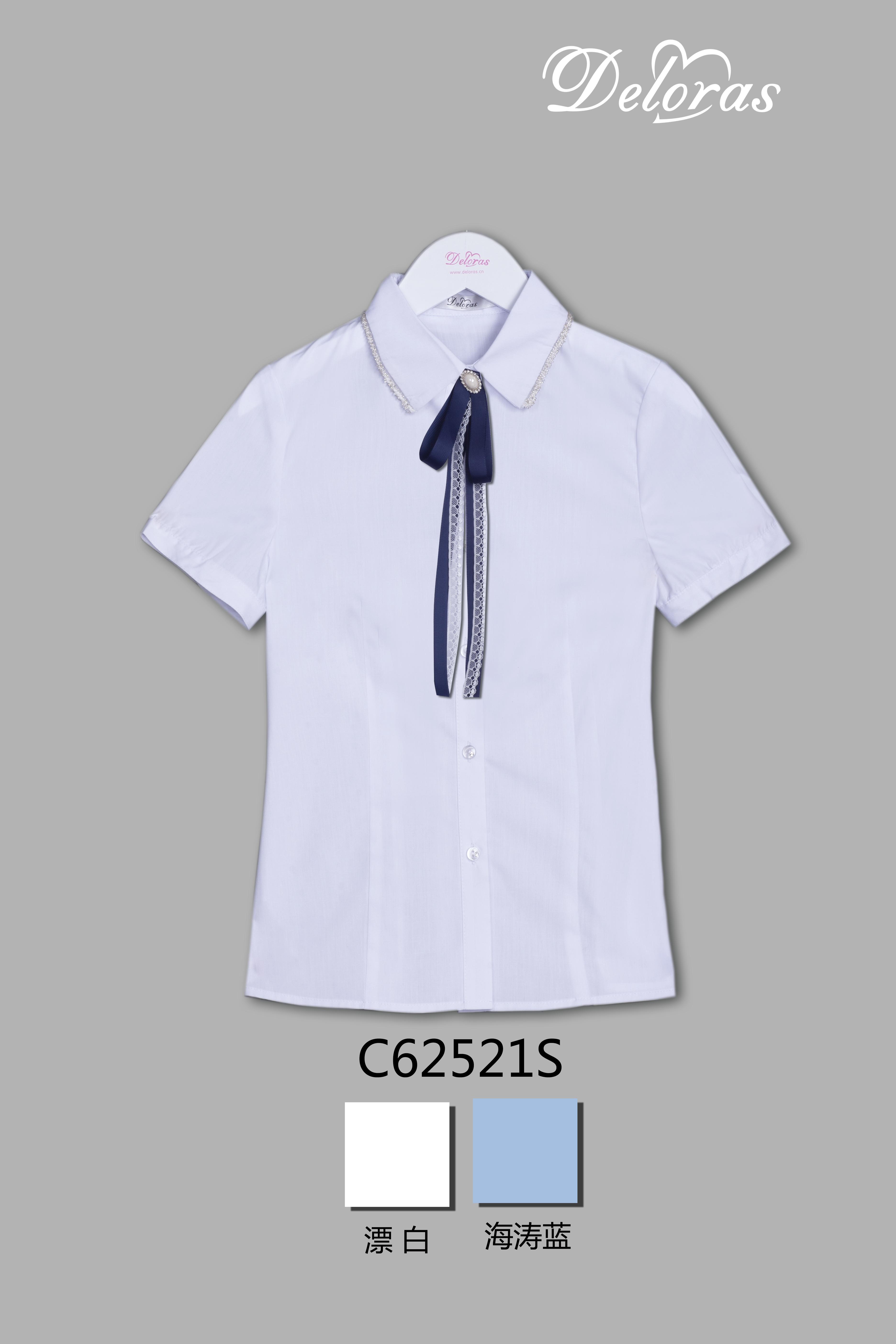 Блузка для девочки YGDL62521S