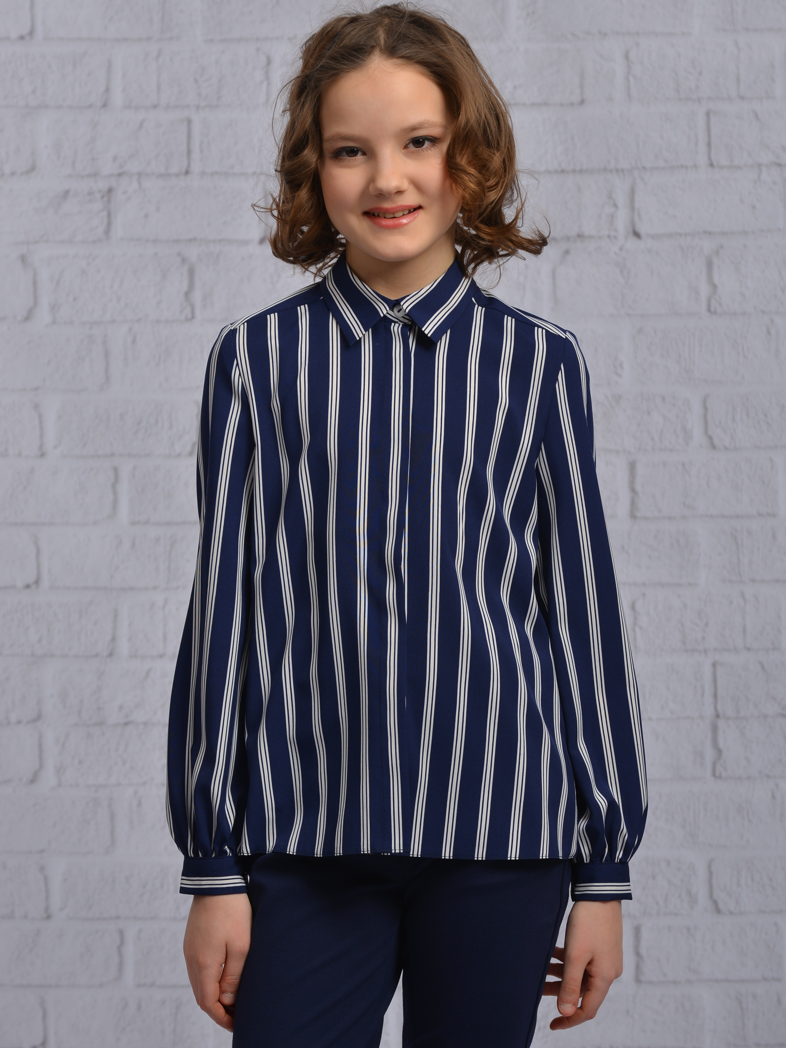 Блузка для девочки ALLDT031