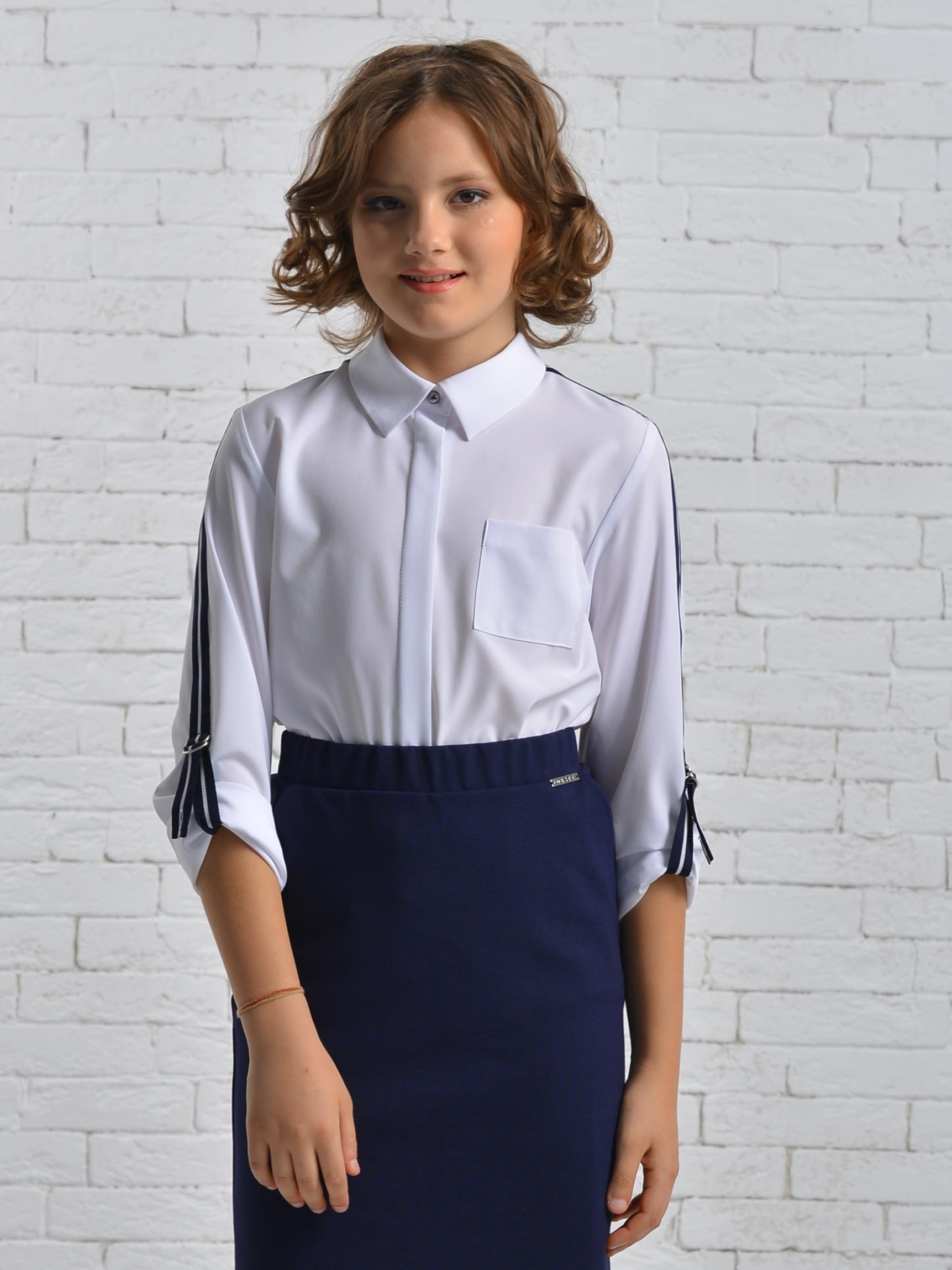 Блузка для девочки ALLDT005