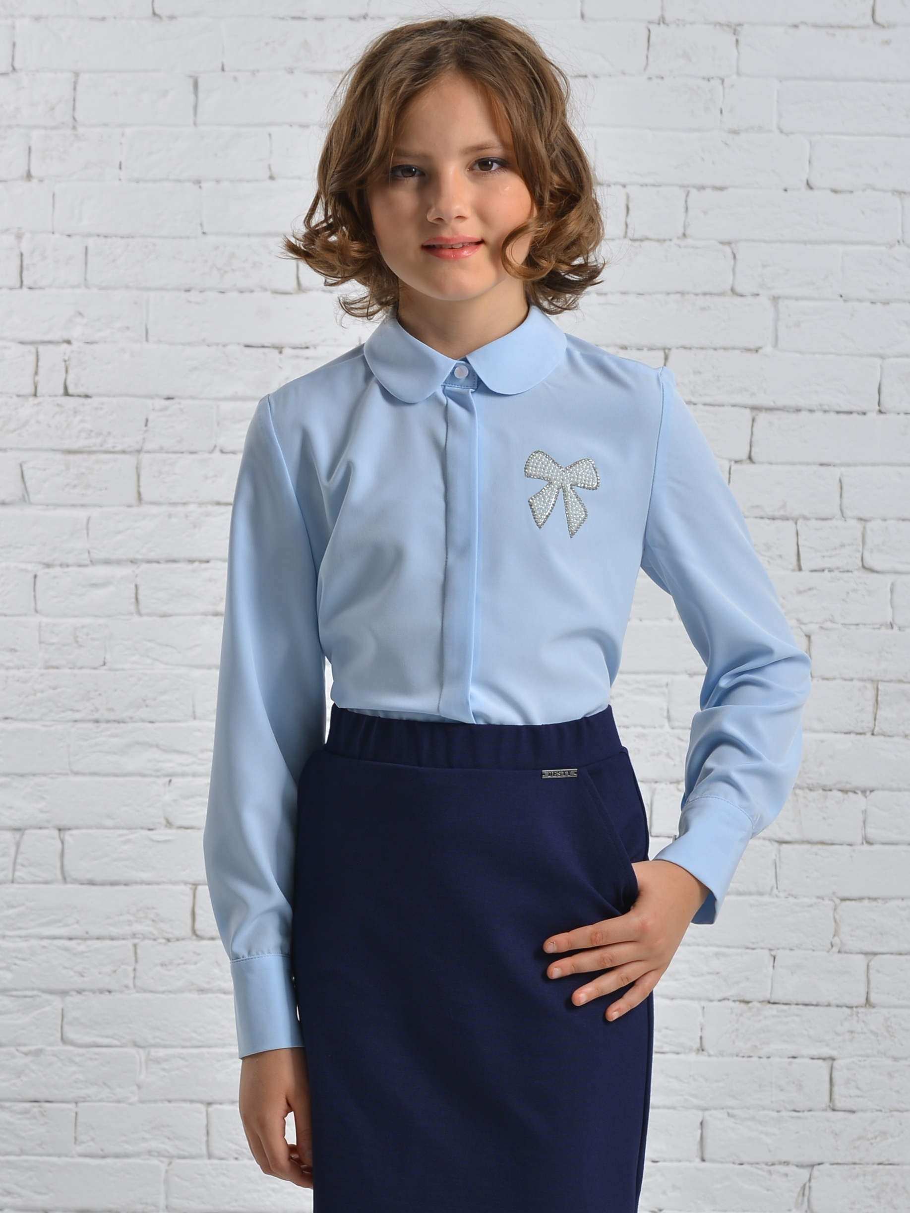 Блузка для девочки YGDT004