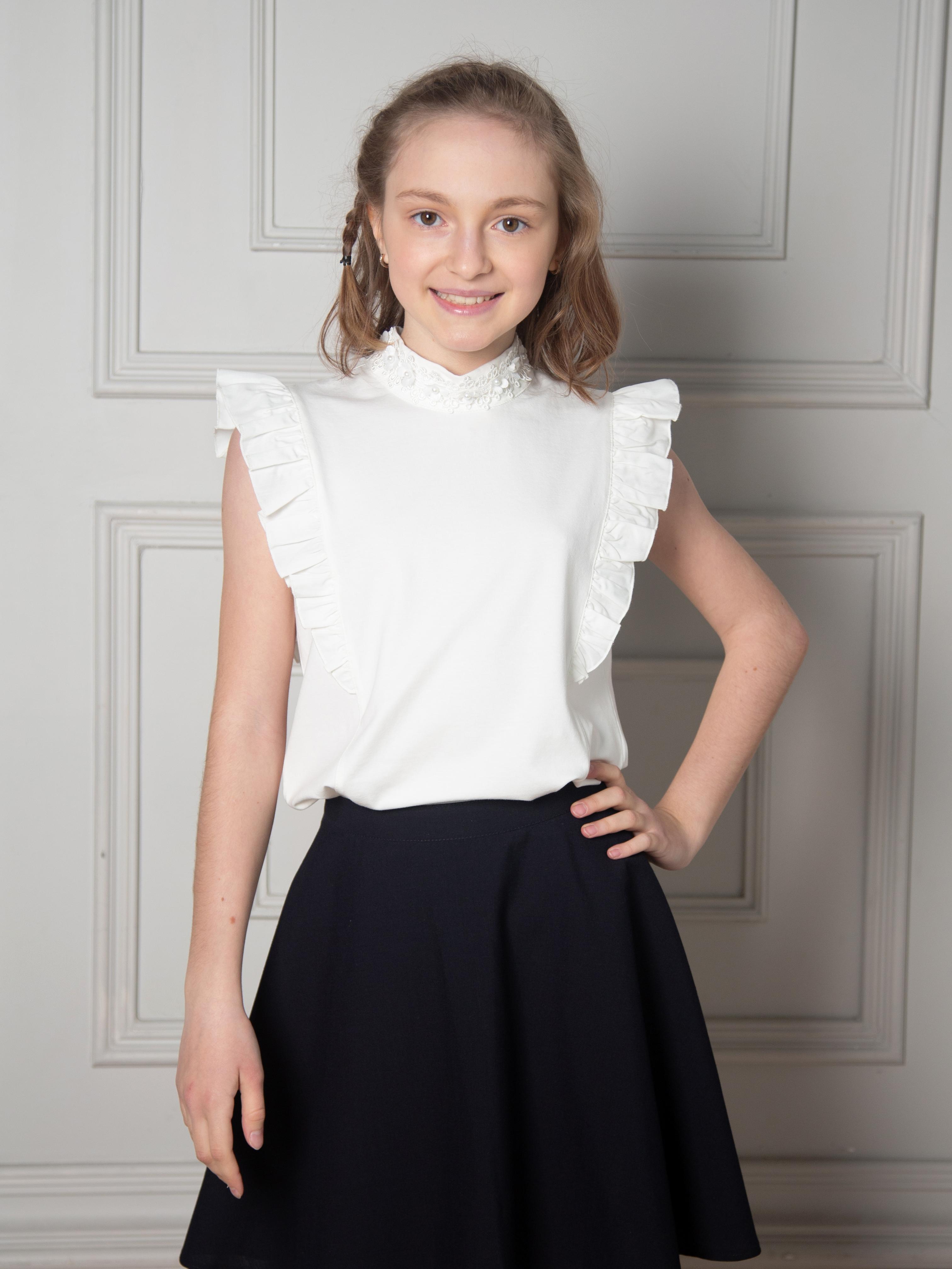 Блузка для девочки ALLBS5254