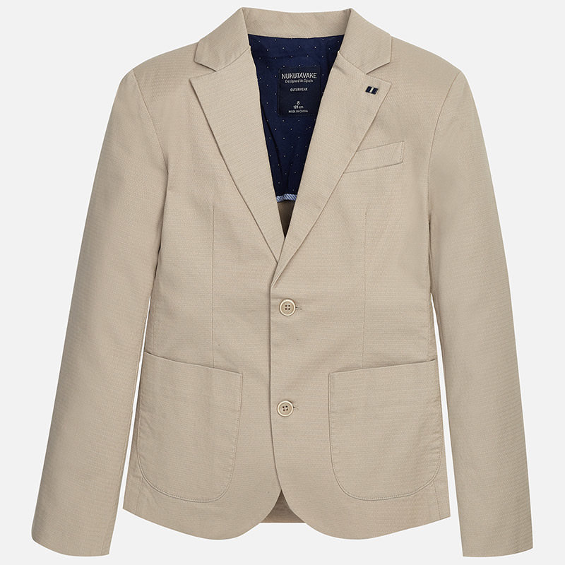 Пиджак для мальчика DSMR6444-1