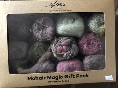 Adele Mohair magic gift pack