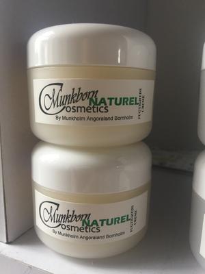 Munkborn Fugtighedscreme natur 100 ml