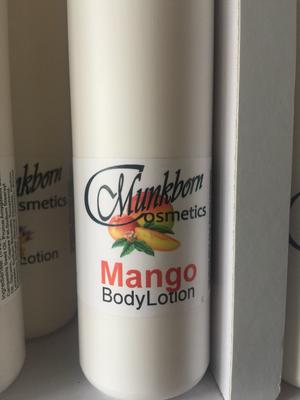MUNKBORN Bodylotion 200ml  Mango