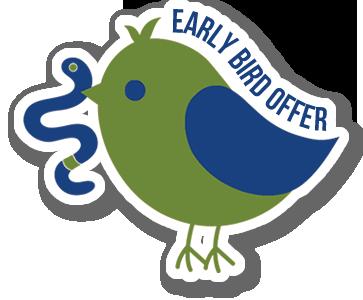 Early Bird: OGS Nonmember Full Registration
