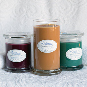 9 oz Soy Candle Status Container