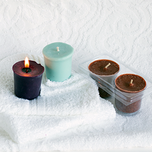 Soy Votives: Two Count