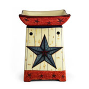Tall Americana Melt Warmer