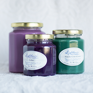 8 oz Soy Candle Classic Container