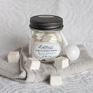 4.75 oz Sinus Relief Shower/Bath Tablets