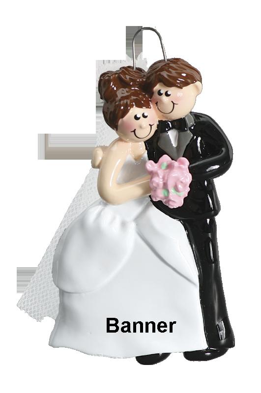 Cozy Wedding Couple