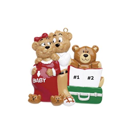 Bear Maternity Couple