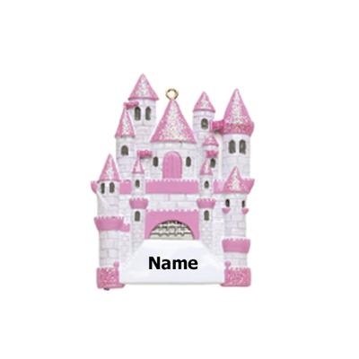 Pink Princess Castle